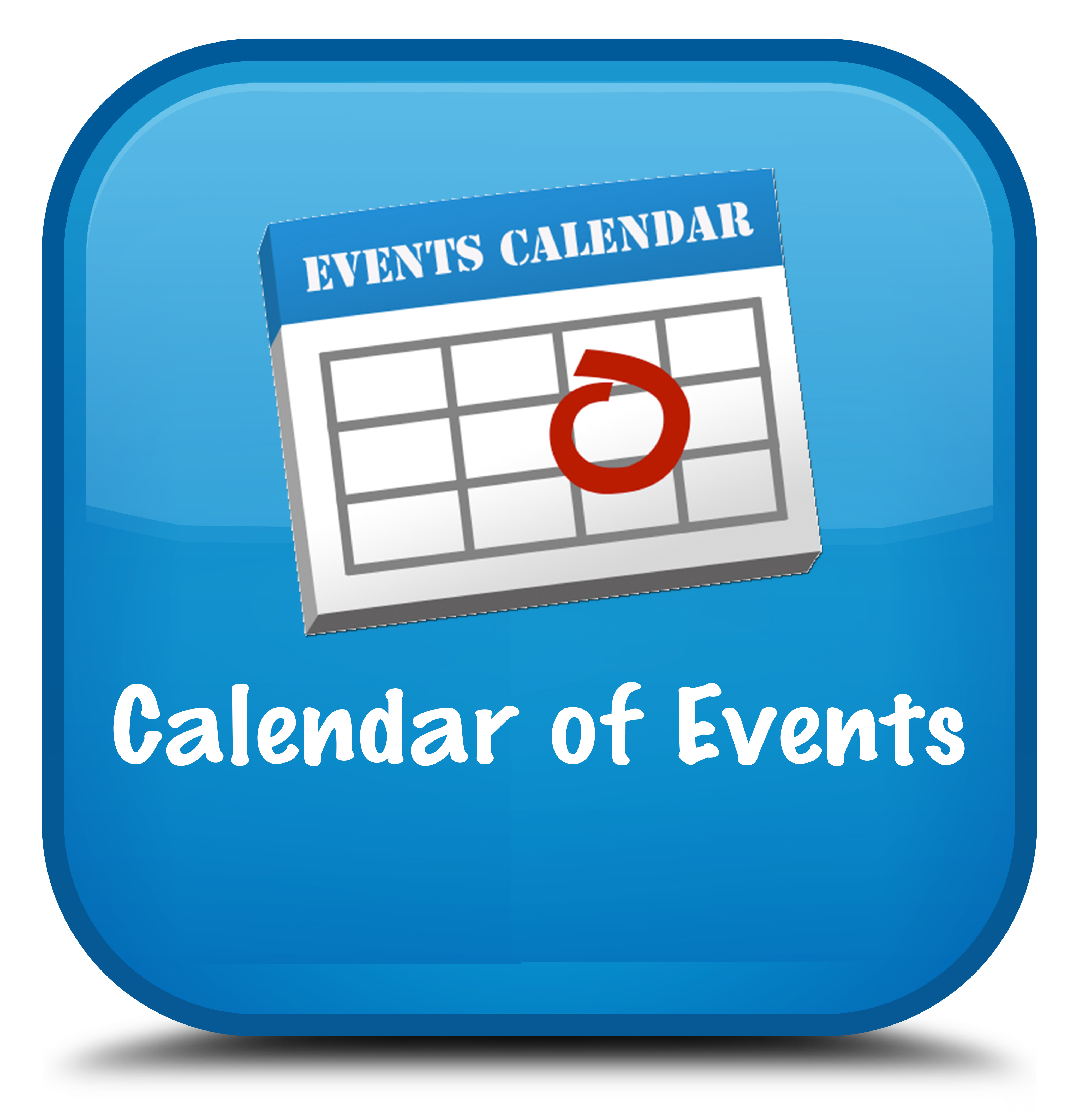 Calendar of events